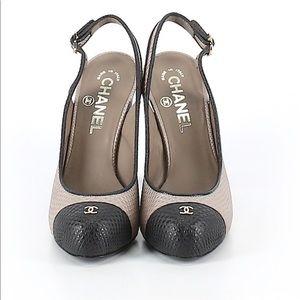 Chanel heels size 36